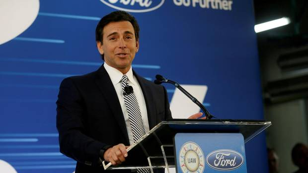 Ford Plans Work Force Cut To Boost Stock Price Insider