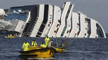 Today's topics: Cruise ship, outsourced ads, emergency care, heraldic hues … and more (PAUL HANNA/Reuters)