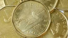 Canadian dollars (Deborah Baic/Deborah Baic/THE GLOBE AND MAIL)