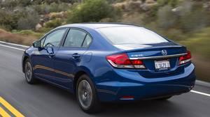 2014 Honda Civic Sedan.