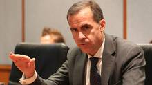 Bank of Canada Governor Mark Carney (Peter Power)