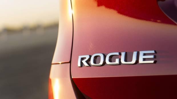 2014 Nissan Rogue (Nissan)