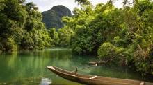 Tu Lan jungle and cave system. (Ryan Deboodt/Oxalis Adventure Tours)