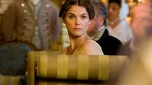 Keri Russell plays a woman obsessed by Mr. Darcy.