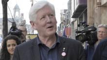 Liberal interim leader Bob Rae. (Mike Cassese/Reuters/Mike Cassese/Reuters)