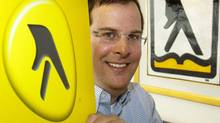 Marc Tellier, chief executive officer of Yellow Media Inc. (Ryan Remiorz/THE CANADIAN PRESS)