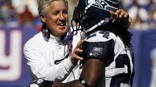 Seattle Seahawks coach Pete Carroll founded A Better L.A. to fight gang violence. (© Gary Hershorn / Reuters/REUTERS)