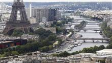 DeJean, a professor at the University of Pennsylvania, argues that it was only the strenuous efforts of enlightened French kings to bring radical new systems into the city that brought these ideas to the world at large. (CHARLES PLATIAU/REUTERS)