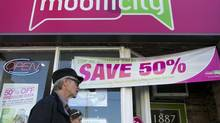 Mobilicity has been on the market for years, but has struggled with regulatory hurdles (Kevin Van Paassen/The Globe and Mail)