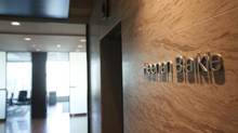An interior shot of the offices of Heenan Blaikie, one of the most prestigious law firms in Canada, in Montreal on February 6, 2014. The firm, whose lawyers have included former prime ministers Pierre Elliott Trudeau and Jean Chretien, will go out of business over the next few months. (Christinne Muschi For The Globe and Mail)