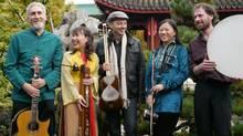 The Vancouver Intercultural Orchestra Small Ensemble