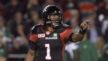 The Redblacks have no problem being seen as the underdogs as they prepare to host the Edmonton Eskimos in the East final. (Justin Tang/THE CANADIAN PRESS)