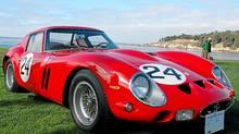 1963 Ferrari 250 GTO Berlinetta (Jeff Field/Pebble Beach Concours d'Elegance)