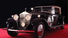 1929 Rolls-Royce Phantom II Torpedo Tourer. (RM Auctions)