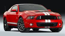 2011 Ford Shelby GT500 (Ford FORD)