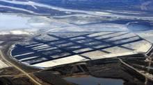 The Suncor tar sands mining operation north of Fort McMurray, Alberta, November 3, 2011. (Todd Korol/REUTERS)