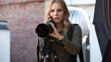 Kristen Bell stars in Veronica Mars, which gets a big screen treatment thanks to fans of the cult TV show who donated $5.7-million (U.S.) on Kickstarter. (Robert Voets)