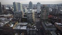 Vancouver's red-hot housing market has become the subject of a number of articles recently, as well as a documentary, No Fixed Address, by filmmaker Charles Wilkinson. The film will premier May 6 at Vancouver's DOXA Documentary Film Festival. (Rafal Gerszak For The Globe and Mail)