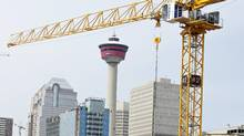 The CIBC report on the Canadian labour market says Alberta is still generating 'high-quality jobs at a rapid pace.' (Chris Bolin/Chris Bolin for The Globe and Mail)