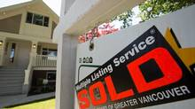 Moody's Investors Service has released a report that identifies Canada as one of four AAA-rated countries that are exposed to a potential housing market correction.