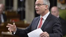 "International Trade Minister Ed Fast is to announce a corporate social responsibility policy in a speech in Vancouver Friday, saying it is important to protect Canada's ""brand"" as a global heavyweight in the resource industries. (Adrian Wyld/THE CANADIAN PRESS)"