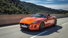 2014 Jaguar F-Type S (Jaguar)
