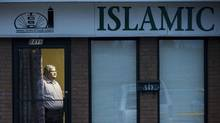 Junaid Mahoon is the director of the The Islamic Centre of South Calgary. (Chris Bolin For the Globe and Mail)