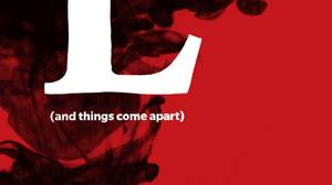 L (and things come apart), by Ian Orti, Invisible, 146 pages, $16.95
