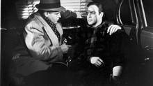 Director Elia Kazan brought in many non-professionals to act with stars Rod Steiger and Marlon Brando to add realism to On the Waterfront. (HO/REUTERS)