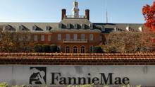 Fannie Mae and Freddie Mac cost the U.S. government billions through mismanagement of mortgage loans, a government watchdog says. (Chip Somodevilla/Getty Images)