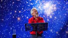 David Suzuki on Wednesday night announced the star-studded national Blue Dot campaign and tour. (Jack Roand/Handout)