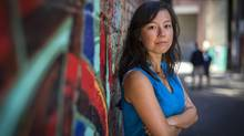 Andrea Jones, lead author and researcher with UBC, says people living with three or four illnesses find themselves choosing what to treat. (John Lehmann/The Globe and Mail)