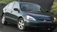 2003 Honda Accord (Honda)