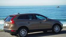 2010 Volvo XC60 (Ted Laturnus for The Globe and Mail)