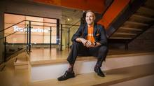 Peter Aceto, chief executive officer of Tangerine Bank and author of Weology, says he hasn't invested on his own since he was in his mid-20s and lost money on a technology stock. 'There was significant angst,' he says. (Mark Blinch For The Globe and Mail)