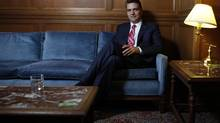 """B.C. Transport Minister Todd Stone argues that residents, taxpayers and commuters need a role in the """"big decisions"""" ahead on improving transportation in Metro Vancouver. (CHAD HIPOLITO For The Globe and Mail)"""