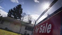Single-storey homes are drawing buyers as home prices climb across Canada. (John Lehmann/The Globe and Mail)