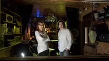 Janet Cardiff and George Bures Miller, acclaimed for their light/sound/video installations. (Deborah Baic/The Globe and Mail)