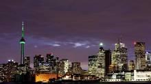 Toronto skyline (Michelle Siu/THE CANADIAN PRESS)