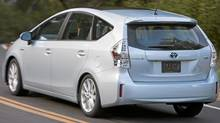 2012 Toyota Prius (Toyota/Toyota)