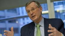 Ed Clark is business adviser to the Premier of Ontario. (Scott Eells/Bloomberg)