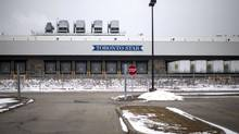 The Toronto Star's Vaughan Printing Plant is pictured on Friday, January 15, 2016. The newspaper has said that 220 full-time employees and 65 part-time workers will be affected by a plan to sell it's Toronto area plant and outsource the work. THE CANADIAN PRESS/Chris Young