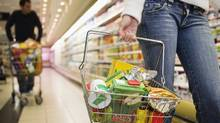Sales at food and beverage stores were up 1.2 per cent in August. (Thinkstock)