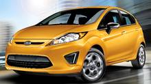 2012 Ford Fiesta (Ford Ford)