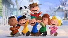 Charlie Brown, Snoopy and the gang (Franklin, Lucy, Linus, Peppermint Patty and Sally) revel in a snow day. (Twentieth Century Fox & Peanuts Worldwide LLC)