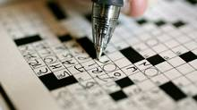 Mind games like crosswords and Sudoku are often considered diversions with mental benefits. But the jury is still out on whether it works. (Carolyn Kaster/The Associated Press)