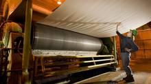 A Domtar pulp machine is seen in this file photo. (Pierre Charbonneau/Pierre Charbonneau)