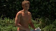 "Screen grab from online trailer for ""Nobody Walks"""