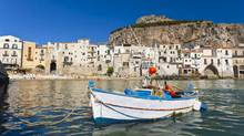 Cefalu is an old fishing village with unique charm and famous monuments on the northern cost of Sicily. (iStock)