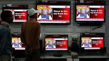 In his TV speech, Prime Minister Manmohan Singh came out swinging, urging support for the tough economic measures. (Rajesh Kumar Singh/AP)